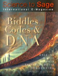 DNA Cover:August Issue