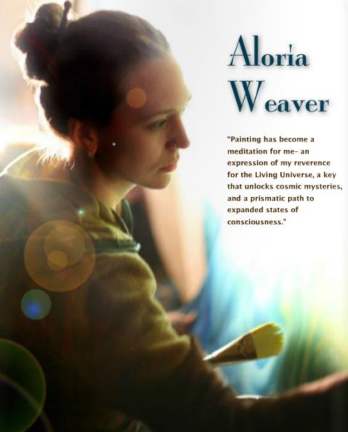 ALORIA WEAVER
