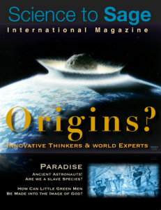Origins?, Science to Sage E-Zine, March 2012