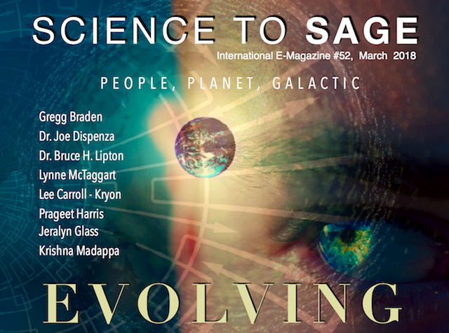 52-EVOLVING: PEOPLE, PLANET, GALACTIC
