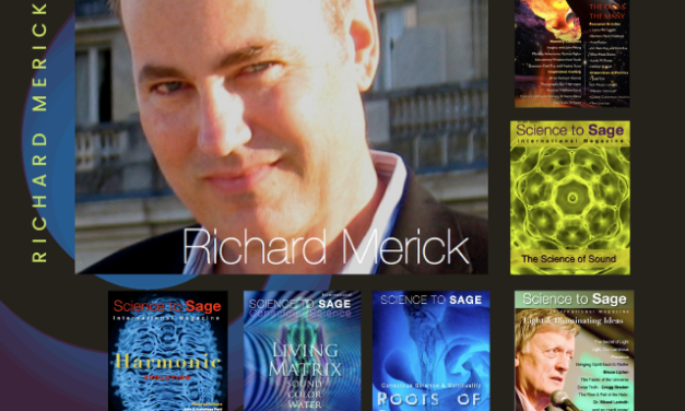 RICHARD MERRICK—VENUS BLUEPRINT,SOUND TO GEOMETRY