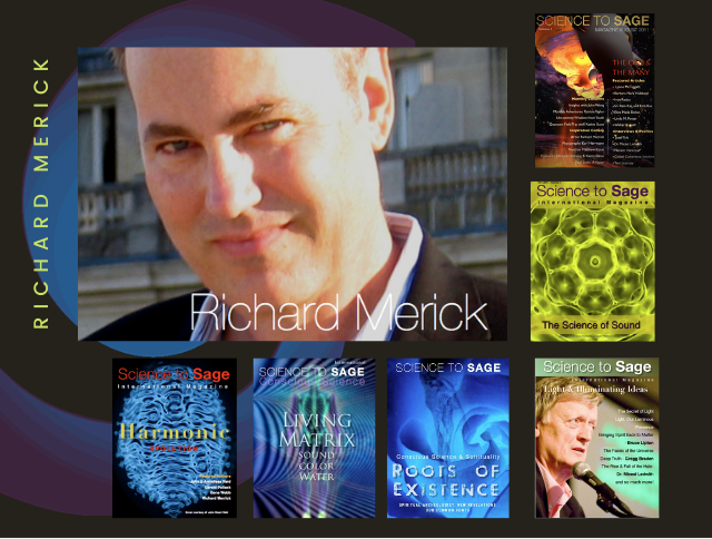 RICHARD MERRICK—VENUS BLUEPRINT,SOUND TO GEOMETRY