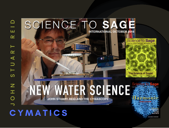 JOHN STUART REID—THE WATER AND HOLOGRAM