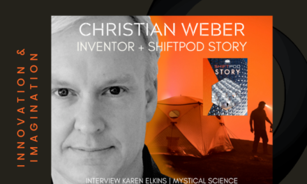 Christian Weber – Innovation and SHIFTPOD Story