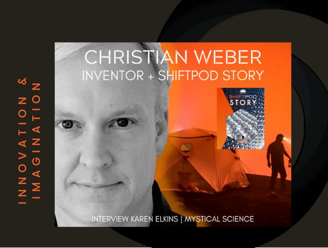 Christian Weber – Innovation and SHIFTPOD Story