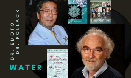 DR EMOTO & DR POLLACK—WATER WISDOM