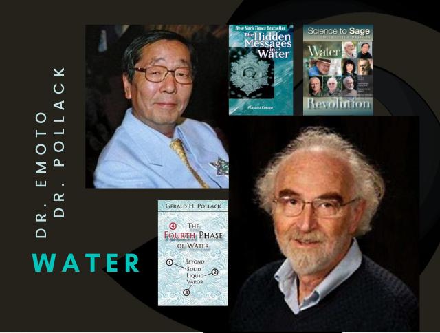 Dr. Emoto & Dr. Pollack—Water Wisdom
