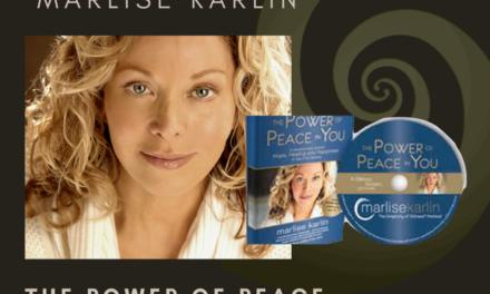 THE POWER PEACE—MARLISE KARLIN