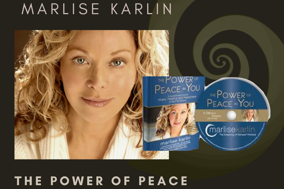 THE POWER PEACE—MARLISE KARLIN