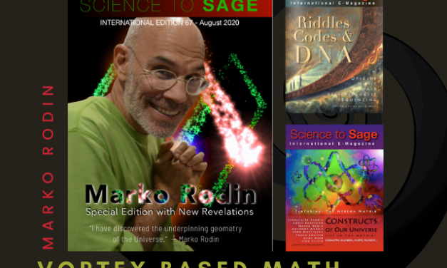 Marko Rodin—VORTEX BASED MATHEMATICS