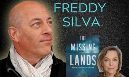 FREDDY SILVA— MISSING GODS & LANDS