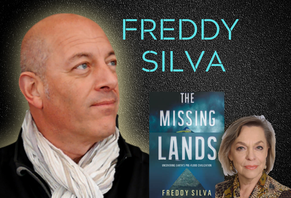 FREDDY SILVA— MISSING GODS & LANDS