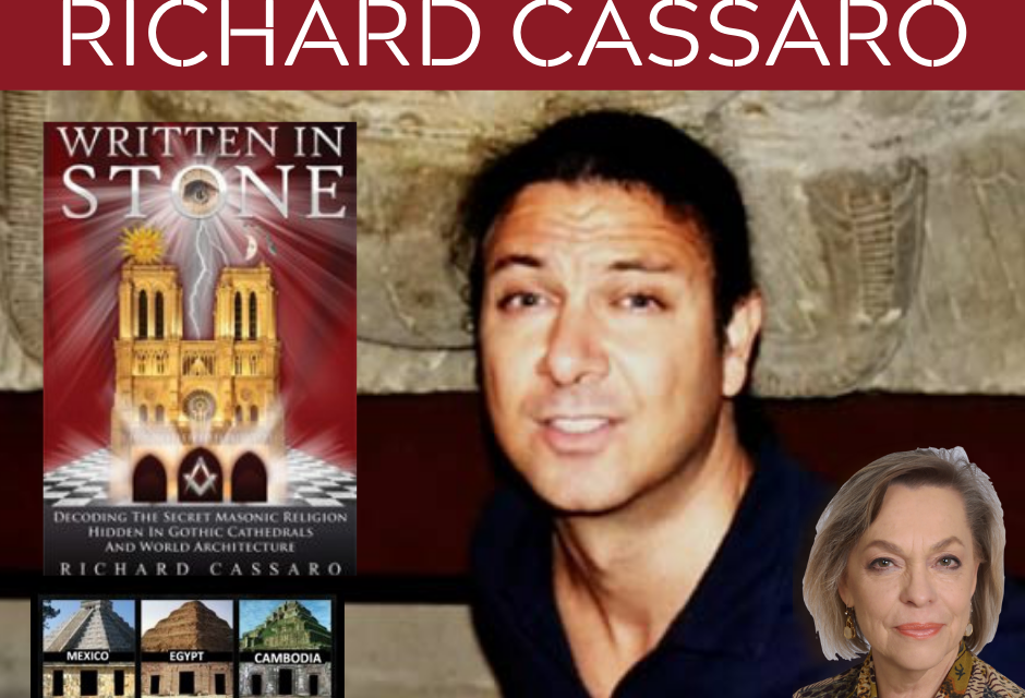 RICHARD CASSARO—ANCIENT KNOWLEDGE, WRITTEN IN STONE