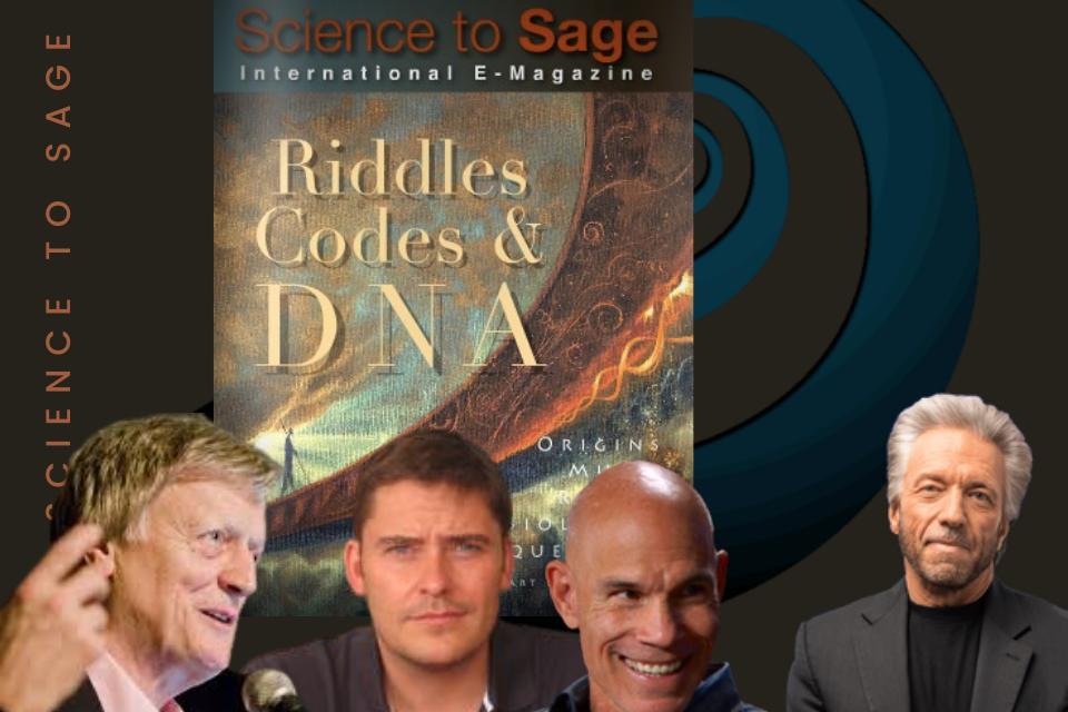 23—RIDDLES, CODES & DNA
