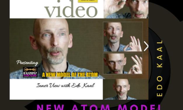 Edo Kaal—New Atom Model (SAM)
