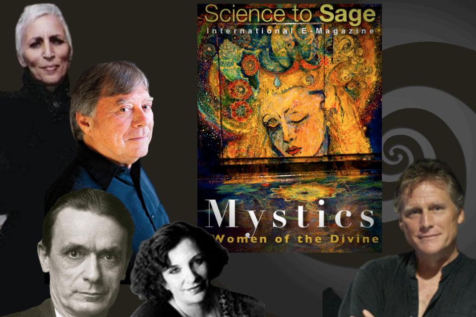 16—MYSTICS & WOMEN OF THE DIVINE