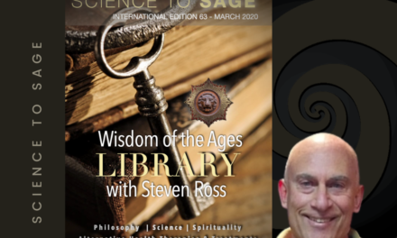 62—WISDOM OF THE AGES LIBRARY: works of Steve A. Ross, Ph.D.