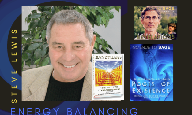 ENERGY BALANCING IN THE FIELD—STEPHAN LEWIS