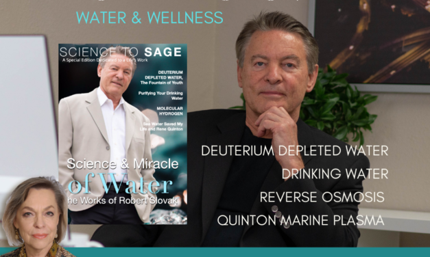ROBERT SOLVAK—WATER & WELLNESS