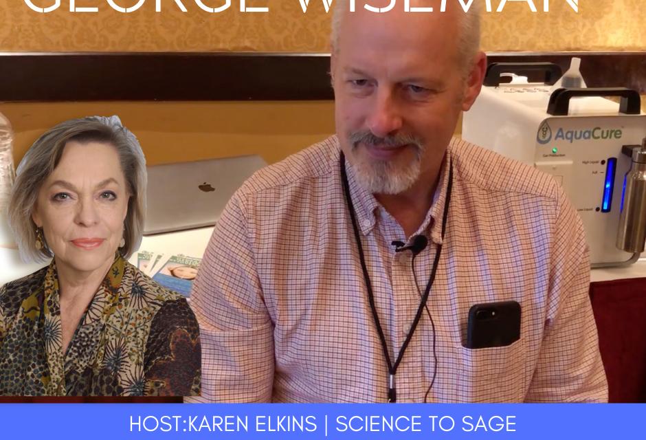 George Wiseman – Wellness, Browns Gas