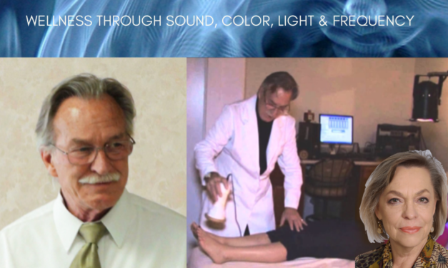 GARY BUCHANAN – WELLNESS: LIGHT, COLOR, SOUND, + ANCIENT WISDOM