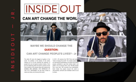 ART— INSIDEOUT WITH JR