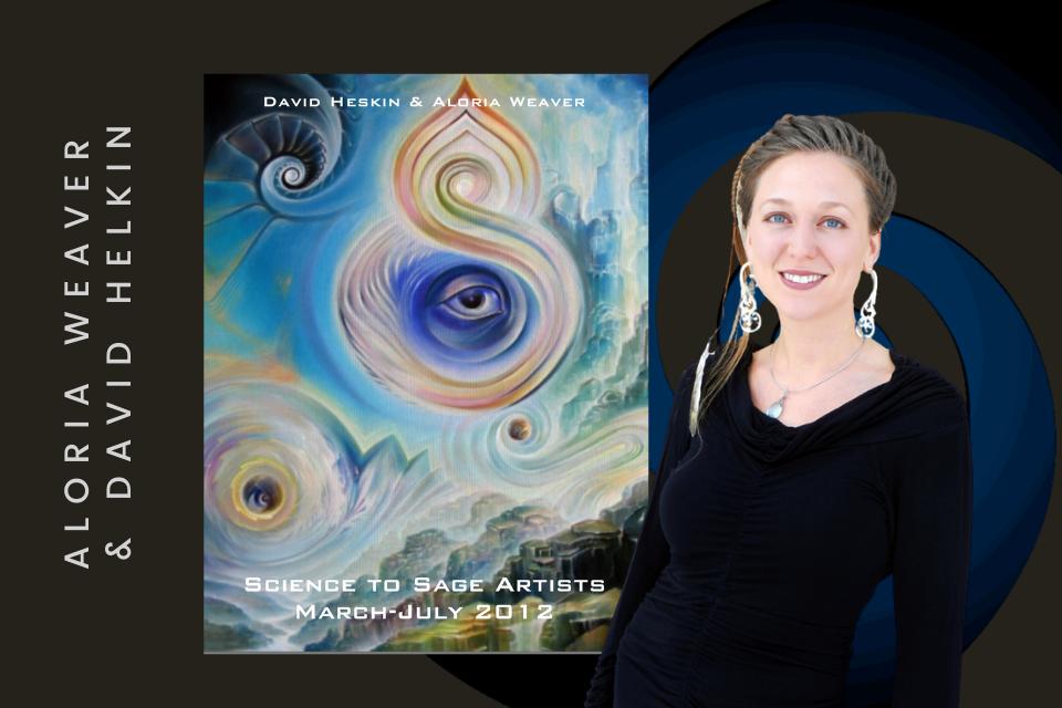 ART- DAVID HESKIN & ALORIA WEAVER