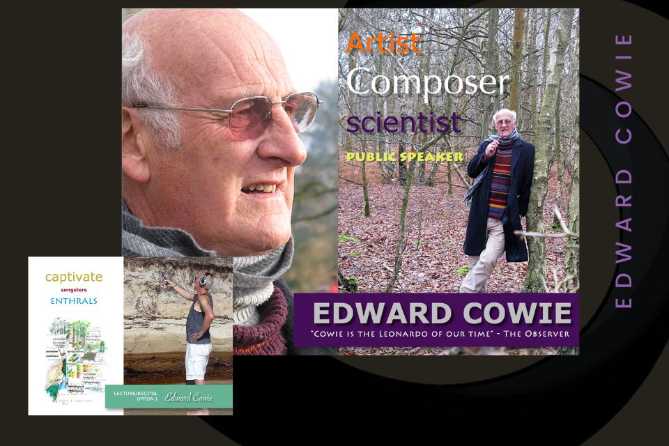 Artists featured — Edwin Cowie