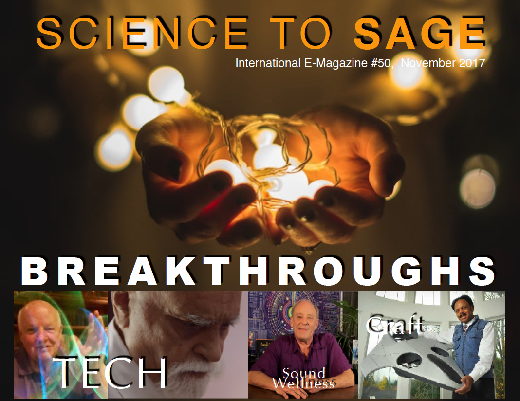 50- BREAKTHROUGHS – SCIENCE TO WELLNESS