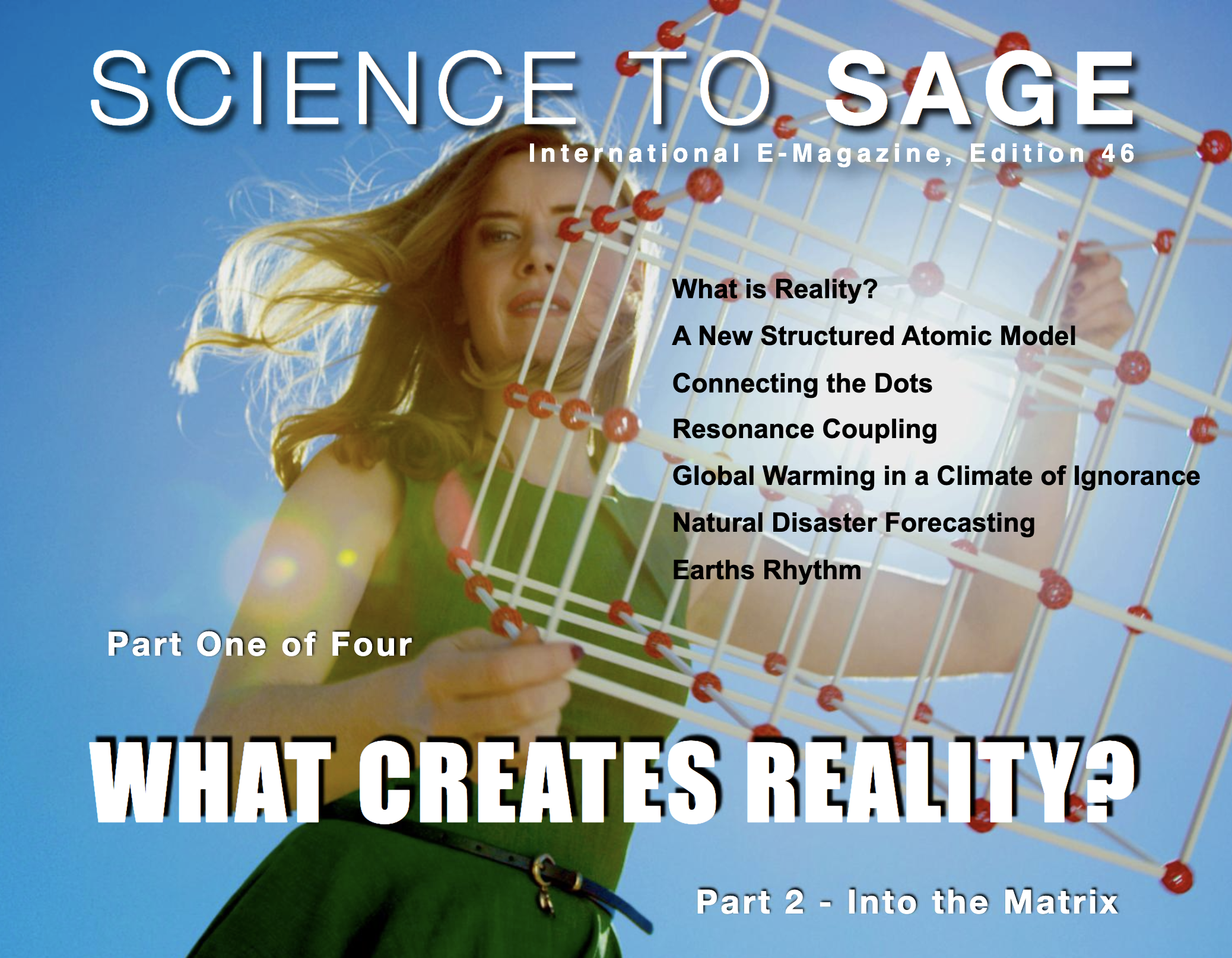 46-WHAT CREATES REALITY?
