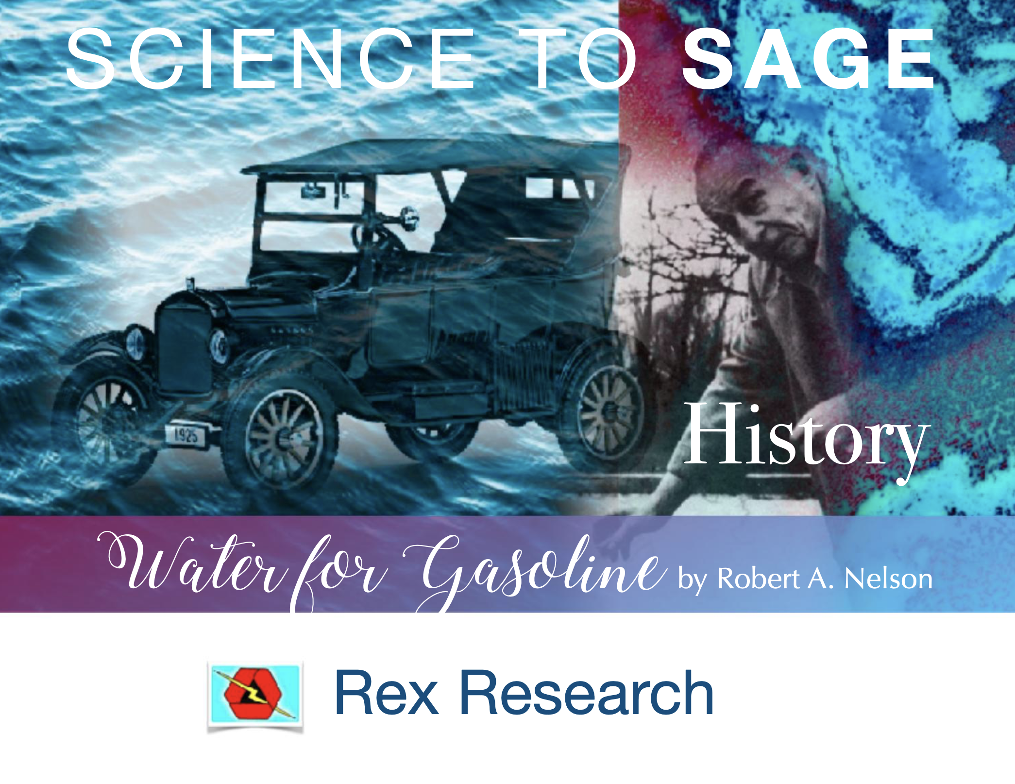 FREE – WATER TO GASOLINE