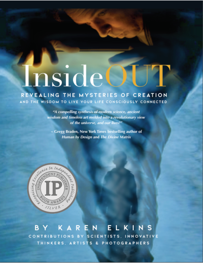 (E-BOOK) InsideOUT: Revealing the Mysteries of Creation, by Karen Elkins