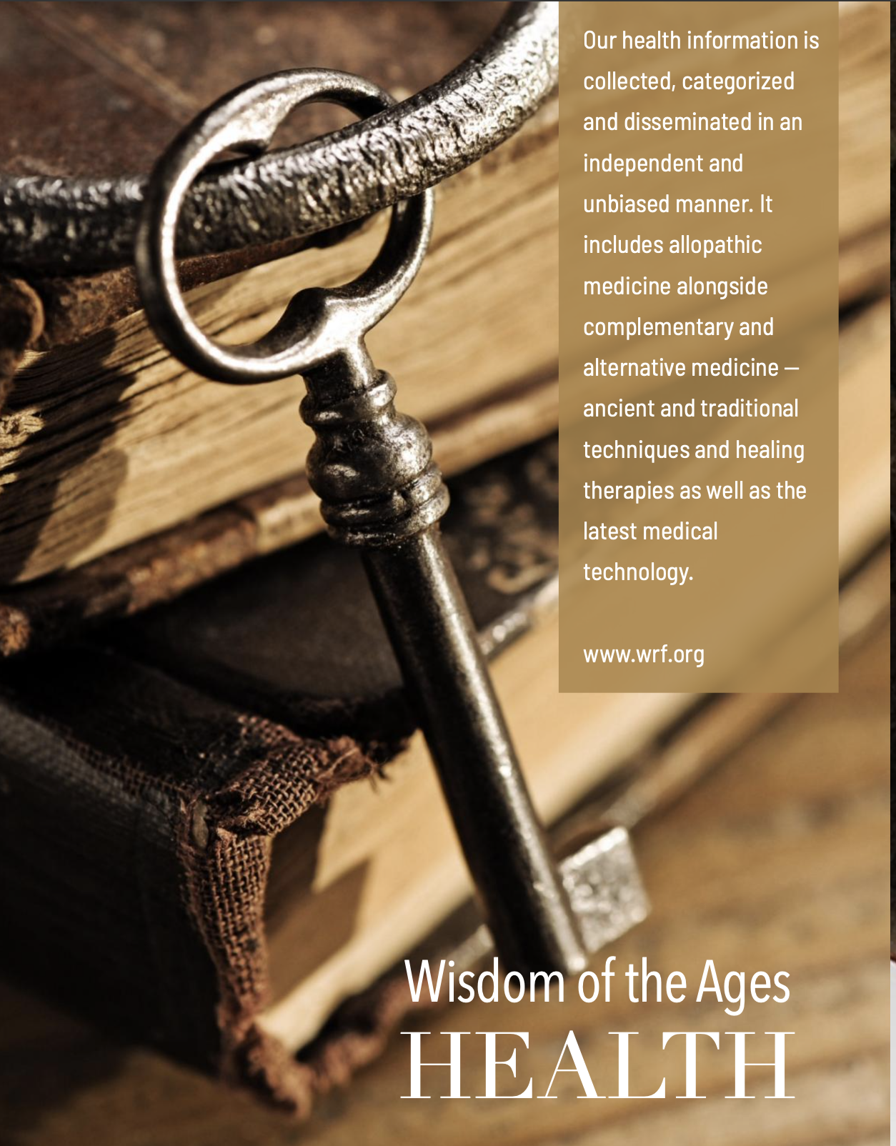 WISDOM OF THE AGES LIBRARY – Steve A. Ross, Ph.D.